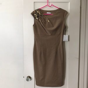 NWT calvin klein cocktail dress